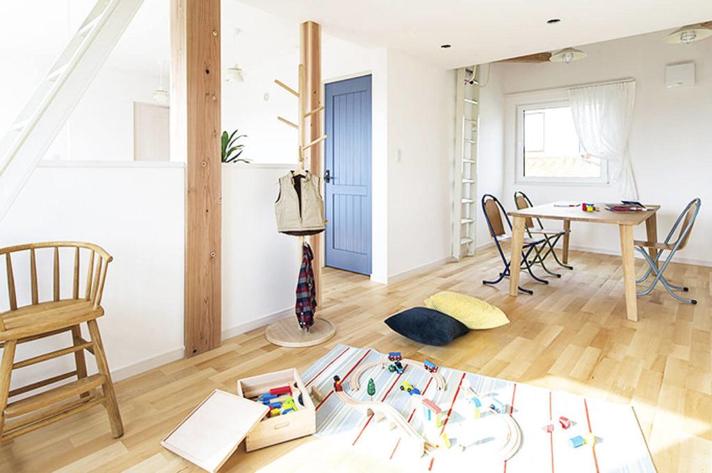 modelhouse-大宰府モデルハウス-子ども部屋