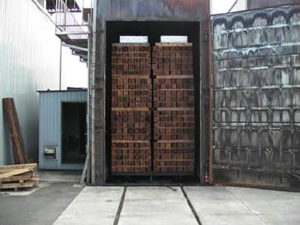 wood-人工乾燥