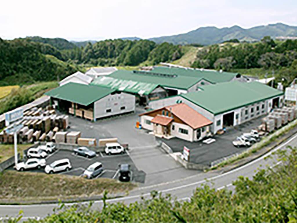 wood-多良木プレカット工場