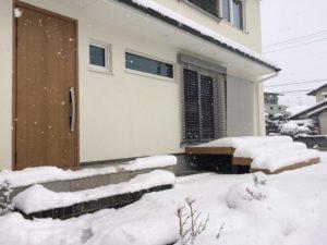 家づくりの知識|大寒波|宿泊体験|画像01