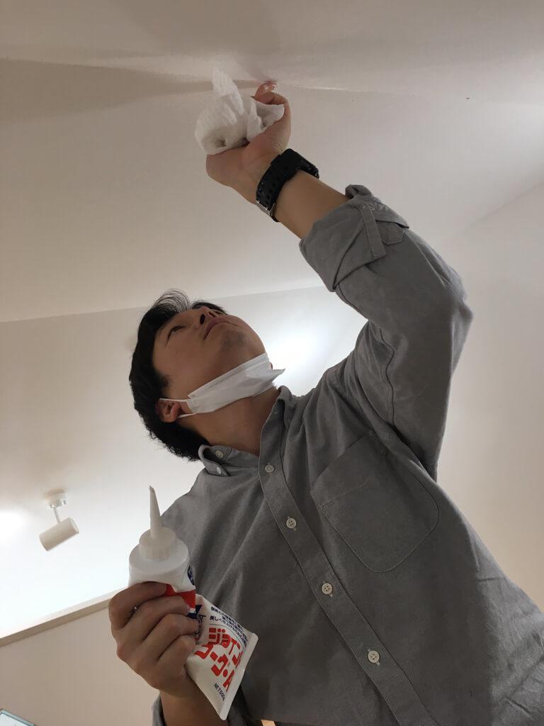 スタッフブログ|大掃除|ルナしっくい|メンテナンス|画像07