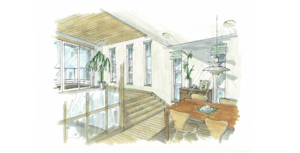 スタッフブログ| 理想の家づくり|リビング|画像01