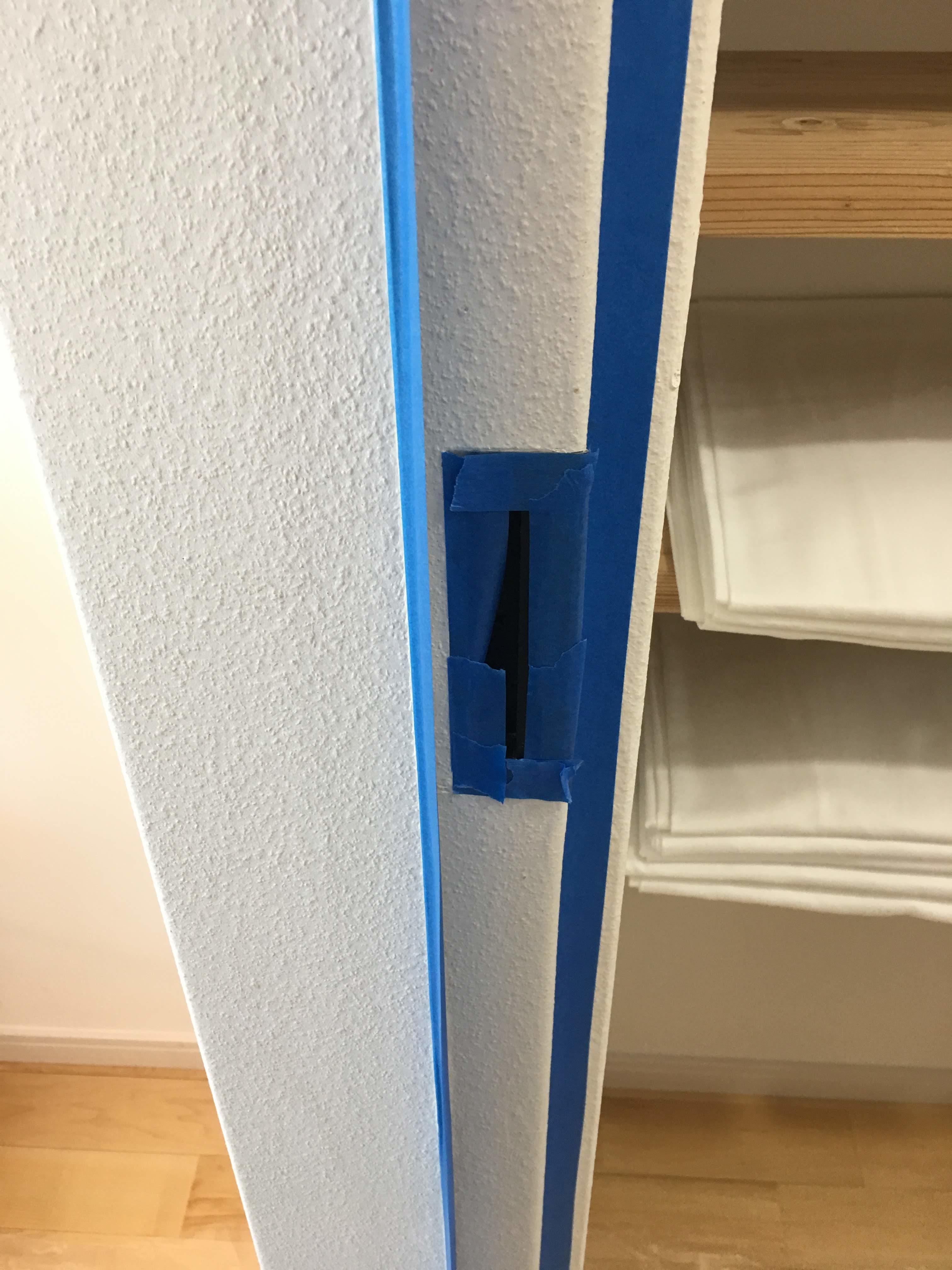 スタッフブログ| モデルハウス建具新調|ルナ漆喰|画像04