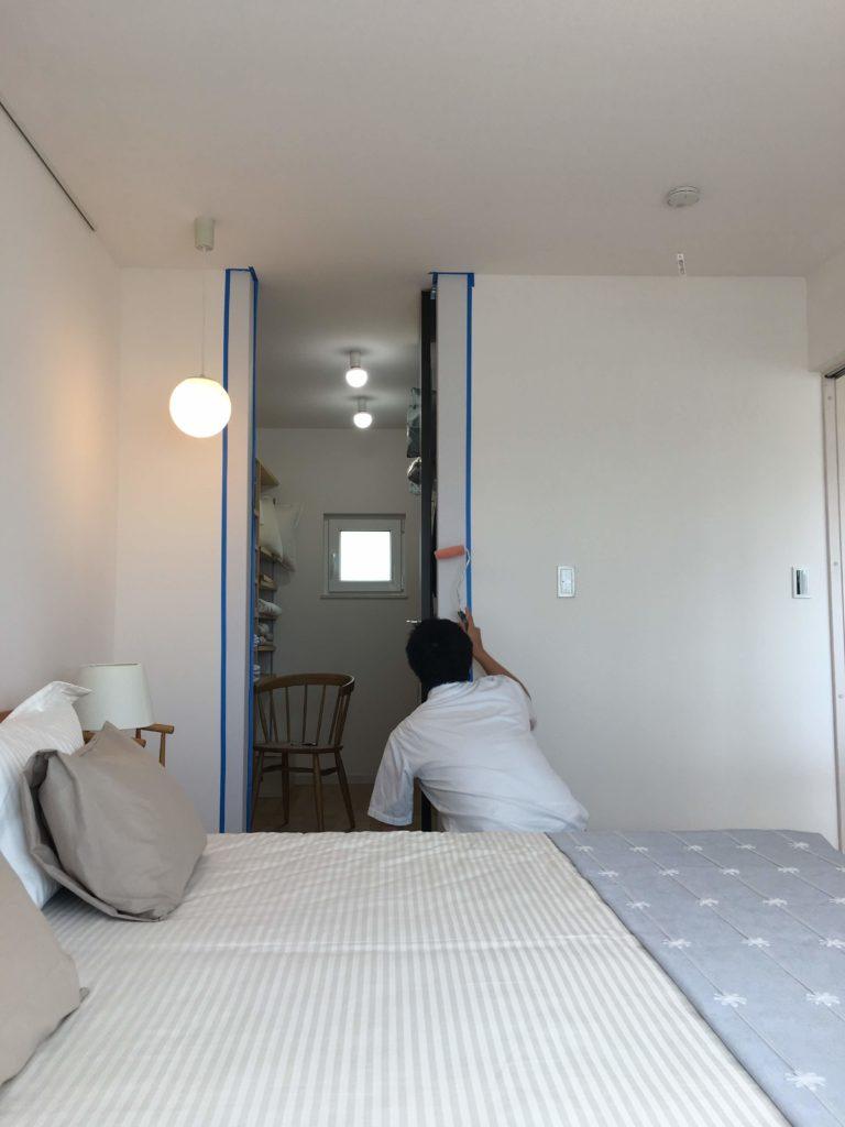 スタッフブログ| モデルハウス建具新調|ルナ漆喰|画像06