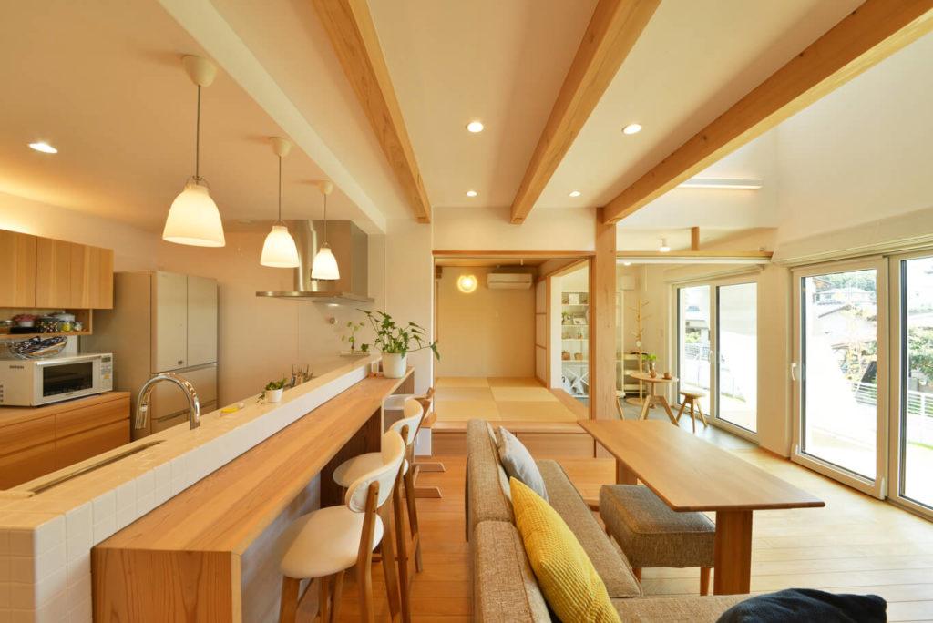 ウェルネストホーム九州-太宰府モデルハウス