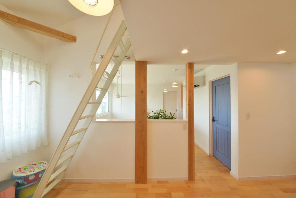 ウェルネストホーム九州|太宰府モデルハウス|2階