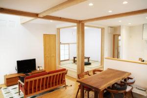 ウェルネストホーム九州|デザイン集|糸島市F様邸|リビング02