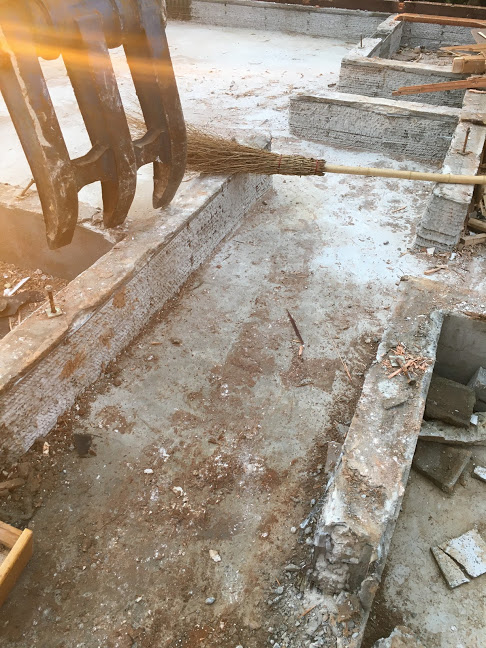 家づくりの流れ|施工|解体|更地|画像04