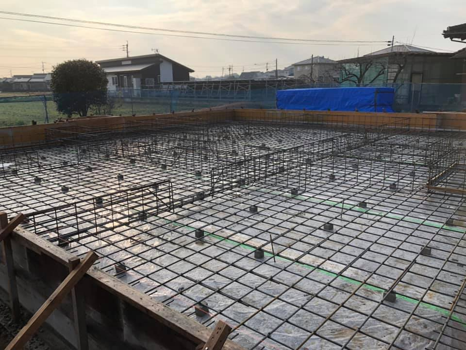 家づくりの流れ|施工|基礎工事|画像04