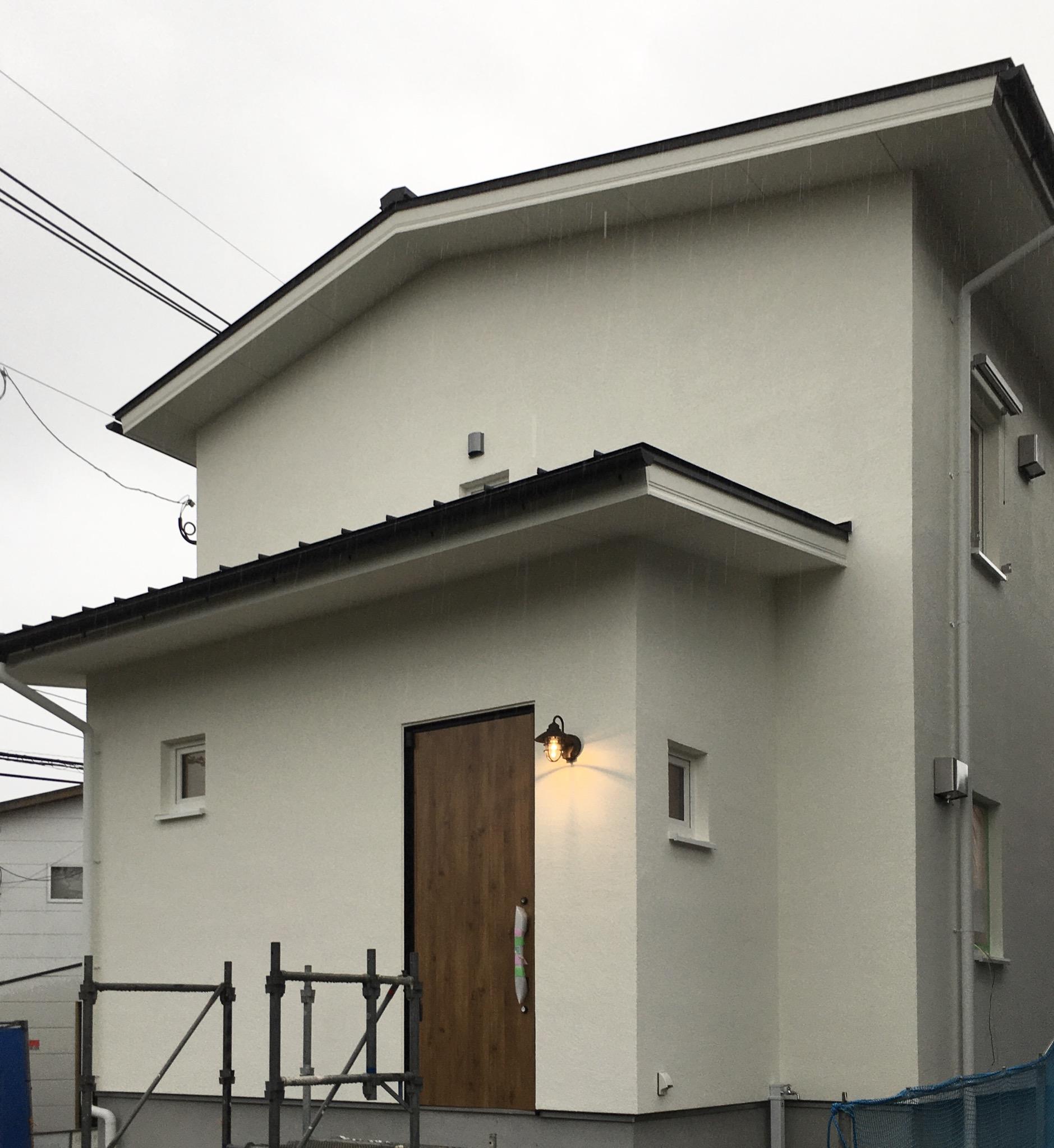 松井様邸外観