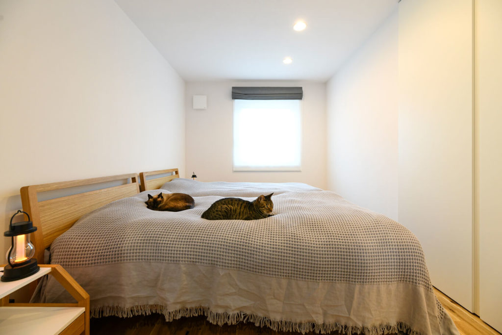 ウェルネストホーム九州|デザイン集|福岡市西区S様邸|寝室