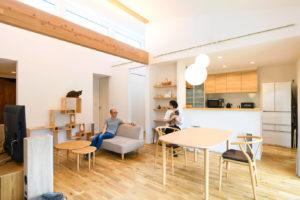 ウェルネストホーム九州|デザイン集|福岡市西区S様邸|リビング03