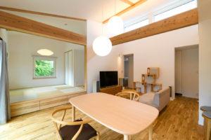 ウェルネストホーム九州|デザイン集|福岡市西区S様邸|リビング02