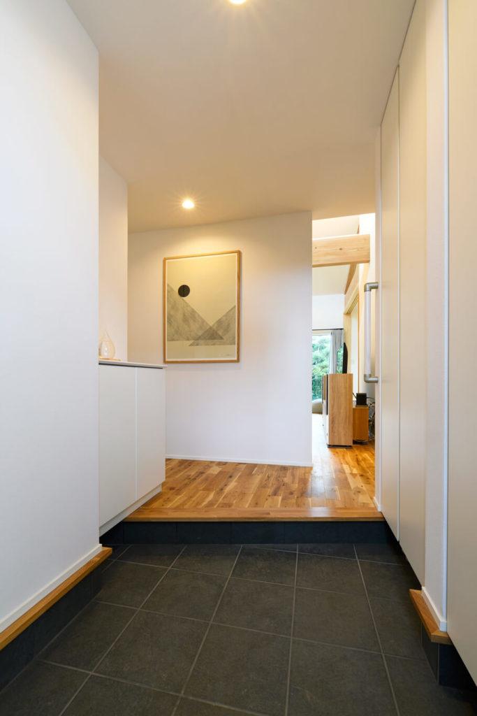 ウェルネストホーム九州|デザイン集|福岡市西区S様邸|玄関