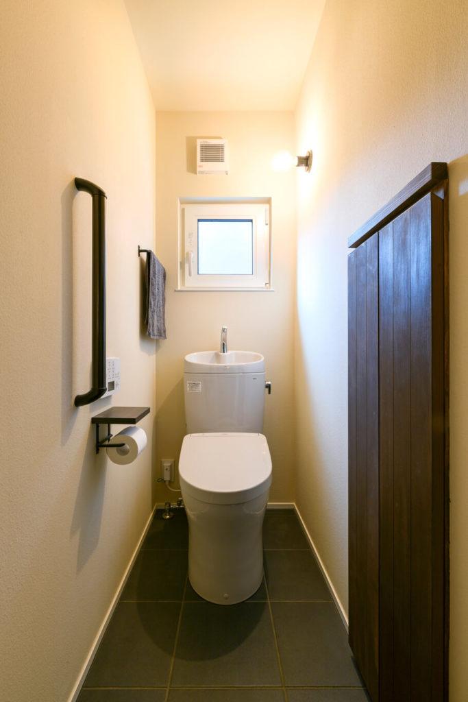 ウェルネストホーム九州|デザイン集|福岡市西区M様邸|トイレ