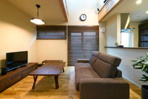 ウェルネストホーム九州|デザイン集|福岡市西区M様邸|リビング02