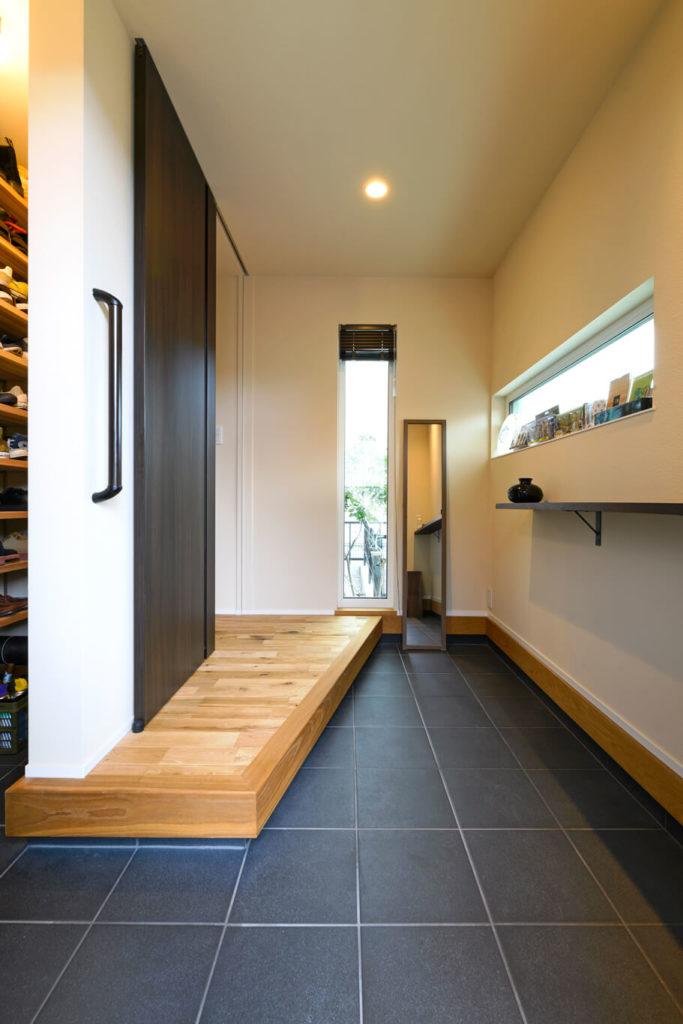 ウェルネストホーム九州|デザイン集|福岡市西区M様邸|玄関
