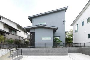 ウェルネストホーム九州|デザイン集|福岡市西区M様邸|外観