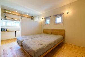 ウェルネストホーム九州|デザイン集|朝倉市T様邸|寝室