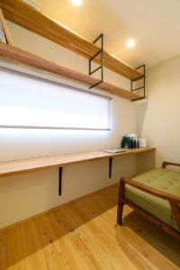 ウェルネストホーム九州|デザイン集|朝倉市T様邸|フリースペース