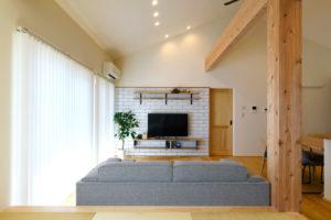 ウェルネストホーム九州|デザイン集|朝倉市T様邸|リビング06