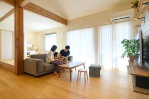 ウェルネストホーム九州|デザイン集|朝倉市T様邸|リビング03
