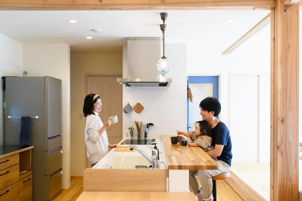 ウェルネストホーム九州|デザイン集|朝倉市T様邸|キッチン