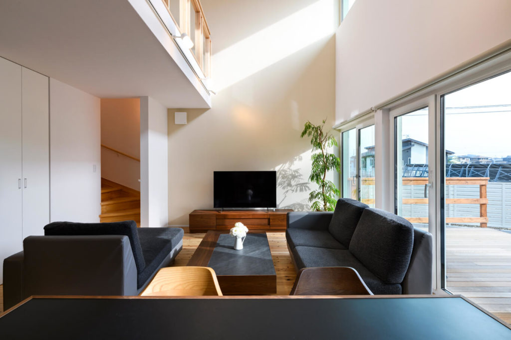 ウェルネストホーム九州|デザイン集|行橋市K様邸|リビング