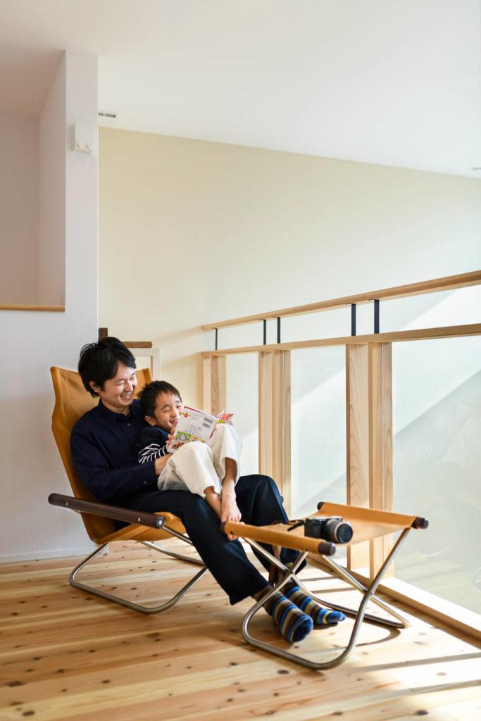 ウェルネストホーム九州|デザイン集|行橋市K様邸|フリースペース