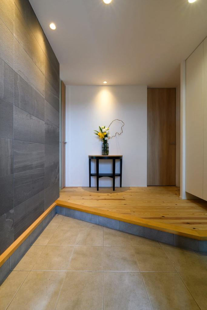 ウェルネストホーム九州|デザイン集|行橋市K様邸|玄関