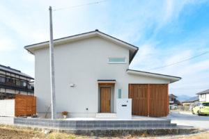 ウェルネストホーム九州|デザイン集|行橋市K様邸|外観